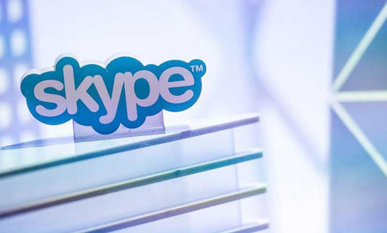 Skype's Encrypted Private Conversations